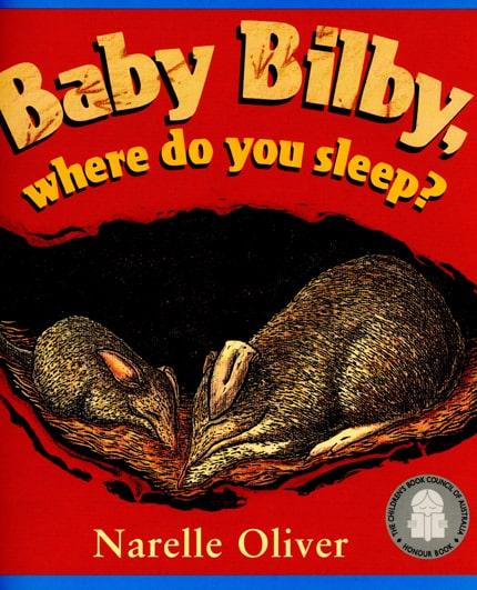 Baby Bilby, Where Do You Sleep?