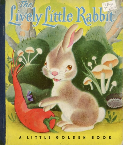 The Lively Little Rabbit