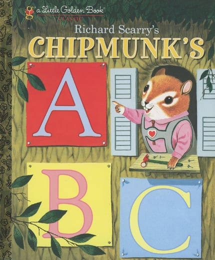 Chipmunk's ABC