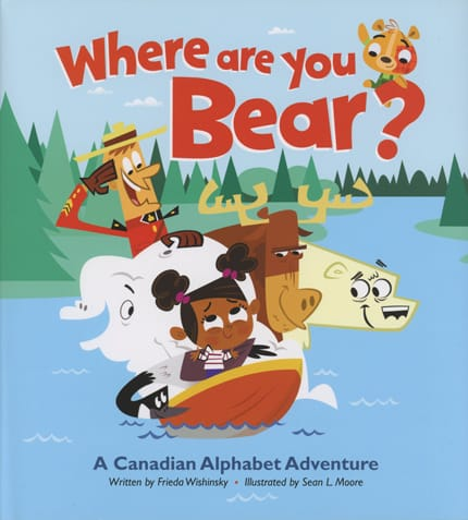 Where are you Bear?