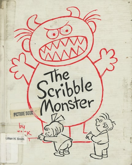The Scribble Monster