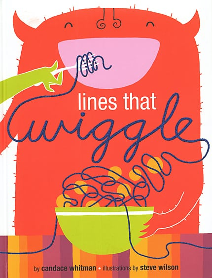 Lines that Wiggle