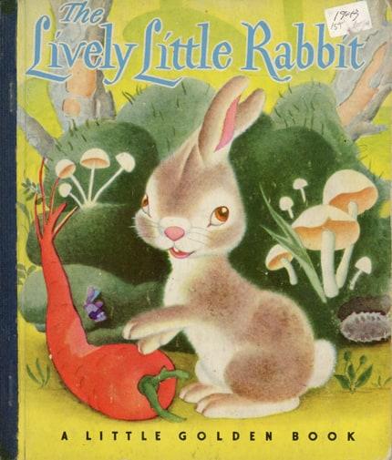 The Lively Little Rabbit