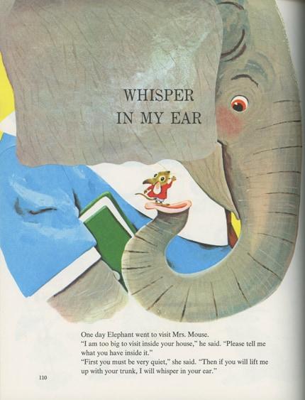 Richard Scarry's Whisper In My Ear